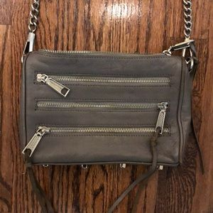 Great Rebecca Minkoff 5 Zipper Small Bag